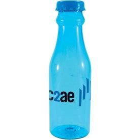 Personalized Soda Tritan Water Bottle