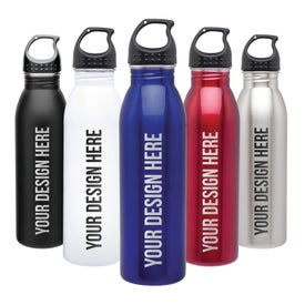 Solus Stainless Steel Bottle (24 Oz.)