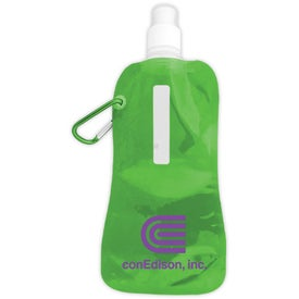 The Sorento Water Pouch for Advertising