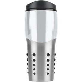 Monogrammed Space Ball Tumbler