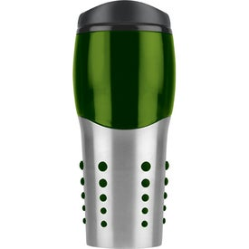 Branded Space Ball Tumbler