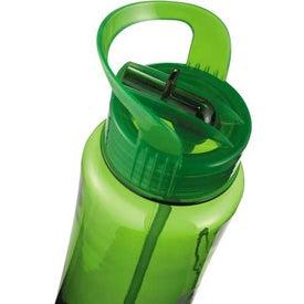 Imprinted Sparton BPA Free Water Bottle