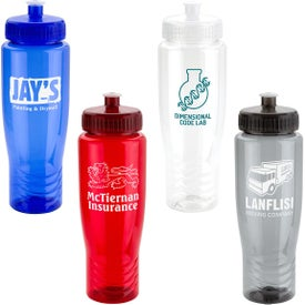 Spirit Water Bottle with Push-Pull Lid (28 Oz.)