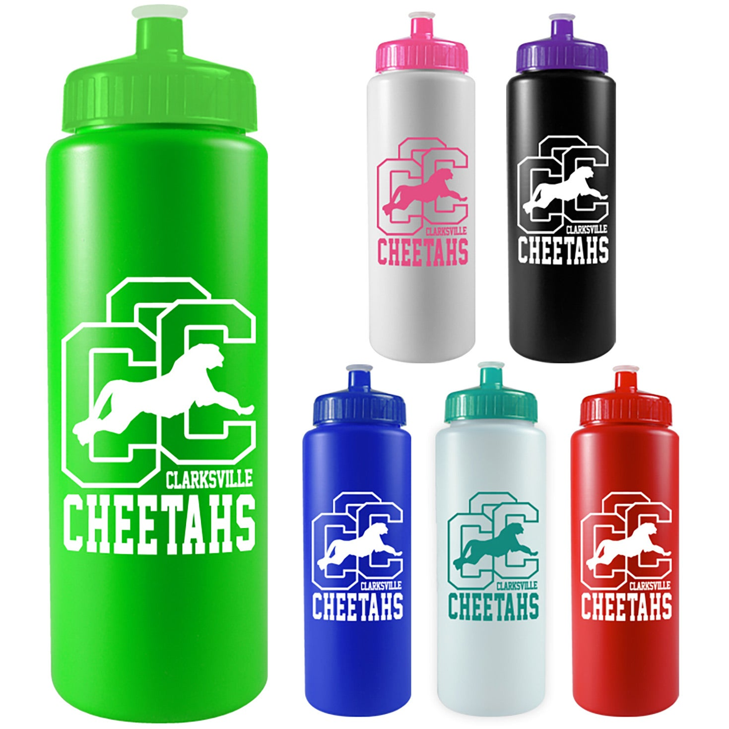 Click Here To Order 32 Oz Sport Bottles Printed With Your