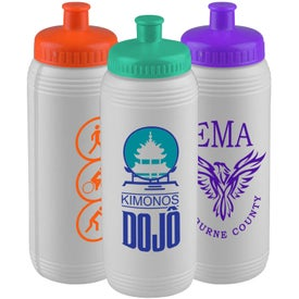 Sport Pint Bottle Imprinted with Your Logo