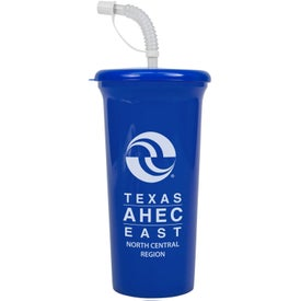 Personalized Sport Sipper for Promotion