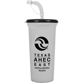 Imprinted Personalized Sport Sipper