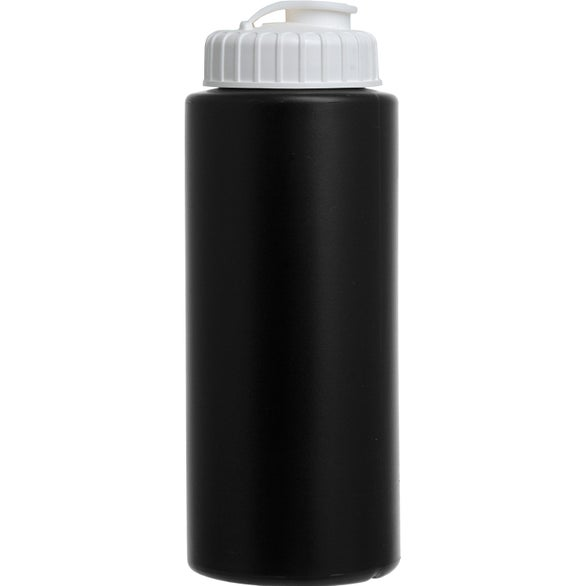 Sport Bottle With Flip Top Lid