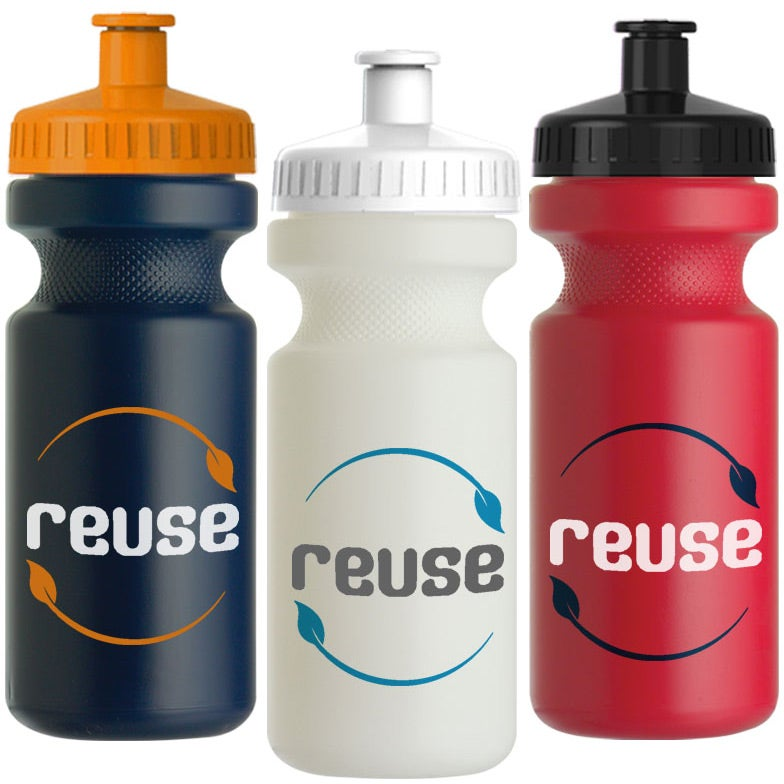 Recycled Bpa Free Sports Bottle 22 Oz For Your Company