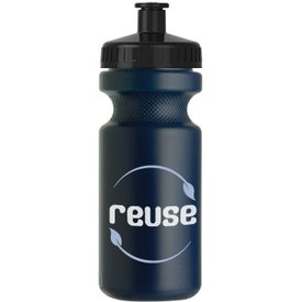 Recycled BPA Free Sports Bottle for your School