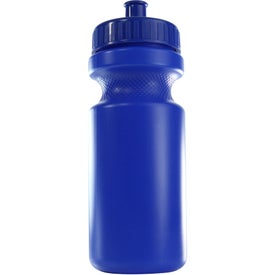 Logo Recycled BPA Free Sports Bottle