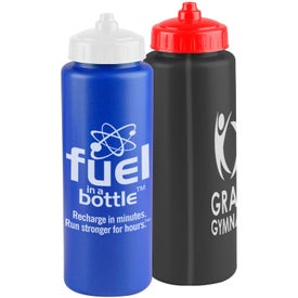 Sports Bottle with Mighty-Shot Valve Lid for Promotion