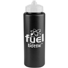 Advertising Sports Bottle with Mighty-Shot Valve Lid