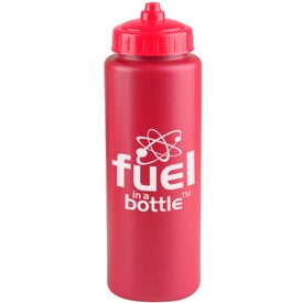 Sports Bottle with Mighty-Shot Valve Lid for Your Company