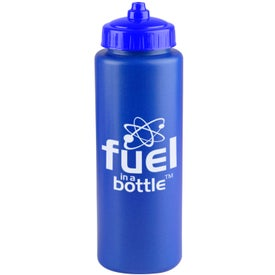 Sports Bottle with Mighty-Shot Valve Lid for Your Church