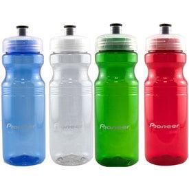 Sports Bottle with MegaFlow Lid (24 Oz.)
