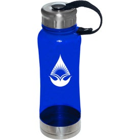 Sports Bottle with Twist Lid (23 Oz.)