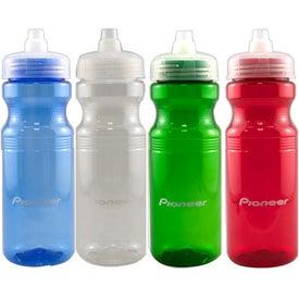 Sports Bottles with SureFlow Lid (24 Oz.)