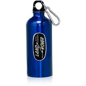 Sports Water Bottle with Twist Lid (20 Oz.)