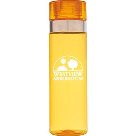 Sports Bottle with Metallic Ring for Your Organization