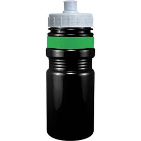 Sportster Bottle with Push Pull Lid (20 Oz.)