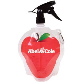Spray Top Hydro Bottle (Apple)