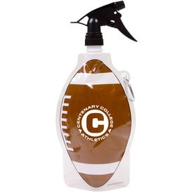 Spray Top Hydro Bottle (Football)