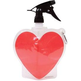Monogrammed Spray Top Hydro Bottle