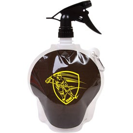 Customized Spray Top Hydro Bottle