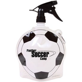 Spray Top Hydro Bottle (Soccer)