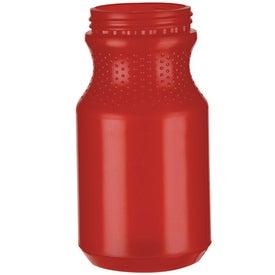 Logo Squeeze Bottle