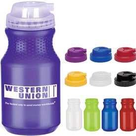 Squeeze Bottle Branded with Your Logo
