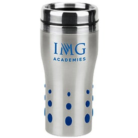 Stainless Dot Matrix Tumbler (16 Oz.)