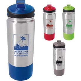 Stainless Hiking Bottle (25 Oz.)