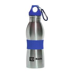 Branded Stainless Steel Bottle