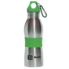 Stainless Steel Bottle (21 Oz.)
