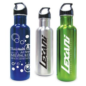Stainless Steel Drink Bottle (26 Oz.)