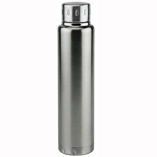 Stainless Steel Slim Vacuum Bottle (18 Oz.)