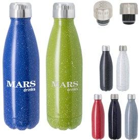 Stainless Steel Speckled Swig Bottle (16 Oz.)