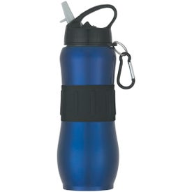 Stainless Steel Sport Grip Bottle with Your Slogan