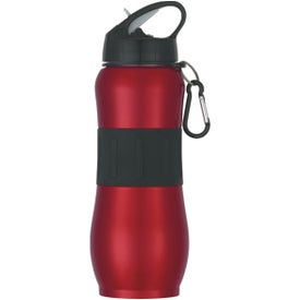 Advertising Stainless Steel Sport Grip Bottle