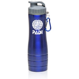 Stainless Steel Sports Bottle (25.5 Oz.)