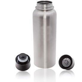 Stainless Steel Sports Bottle (41 Oz.)