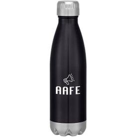 Stainless Steel Vacuum Bottle (16 Oz.)