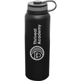 Stainless Steel Vacuum Water Bottle (41 Oz.)