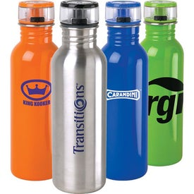 Stainless Steel Water Bottle (25 Oz.)