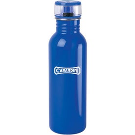Stainless Steel Water Bottle with Your Slogan