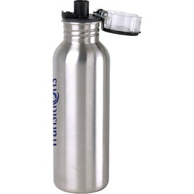 Stainless Steel Water Bottle with Your Logo