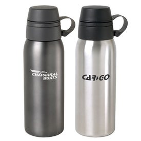 Stainless Steel Water Bottle (24 Oz.)