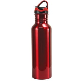 Stainless Steel Quest Bottle with Your Slogan